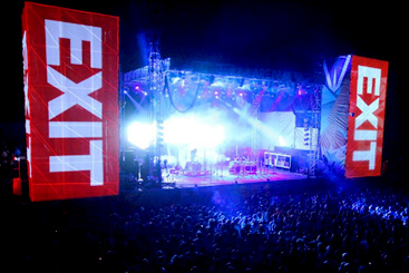 Как русские группы ездили на фестиваль Exit и что о них думают европейцы