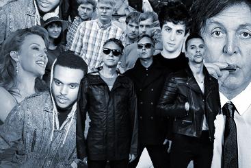 The Weeknd, Ник Кейв и Кайли Миноуг, Depeche Mode, Dirty Projectors, Джейми xx и другие