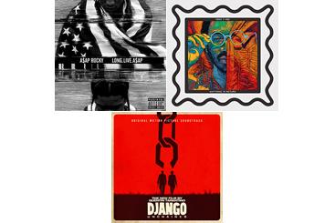 Асап Роки, Toro Y Moi и саундтрек к «Джанго»