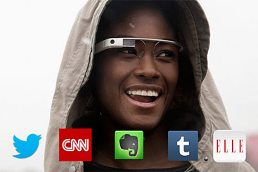 Порноприложение для Google Glass, Тим Кук про большой айфон, трикодер Scanadu уже в продаже и не только