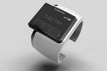 Samsung тоже делает умные часы, Galaxy S4 в два раза быстрее айфона, Google научился искать анимированные гифы