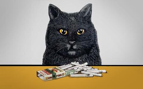 Самая странная и провокационная реклама сигарет в мире