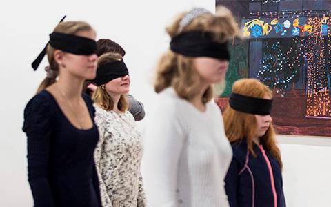 «Не надо навязывать помощь»: как слепые воспринимают Москву