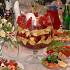 """Ресторан Фантазия - фотография 7 - Праздничный стол в ресторане """"Фантазия"""" порадует Вас и Ваших гостей."""