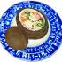 Ресторан Синяя река - фотография 8 - Креветки в кокосе, 359 руб.