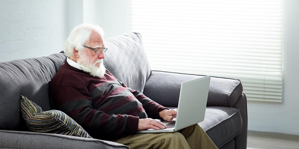 Старики Научились Пользоваться Интернетом