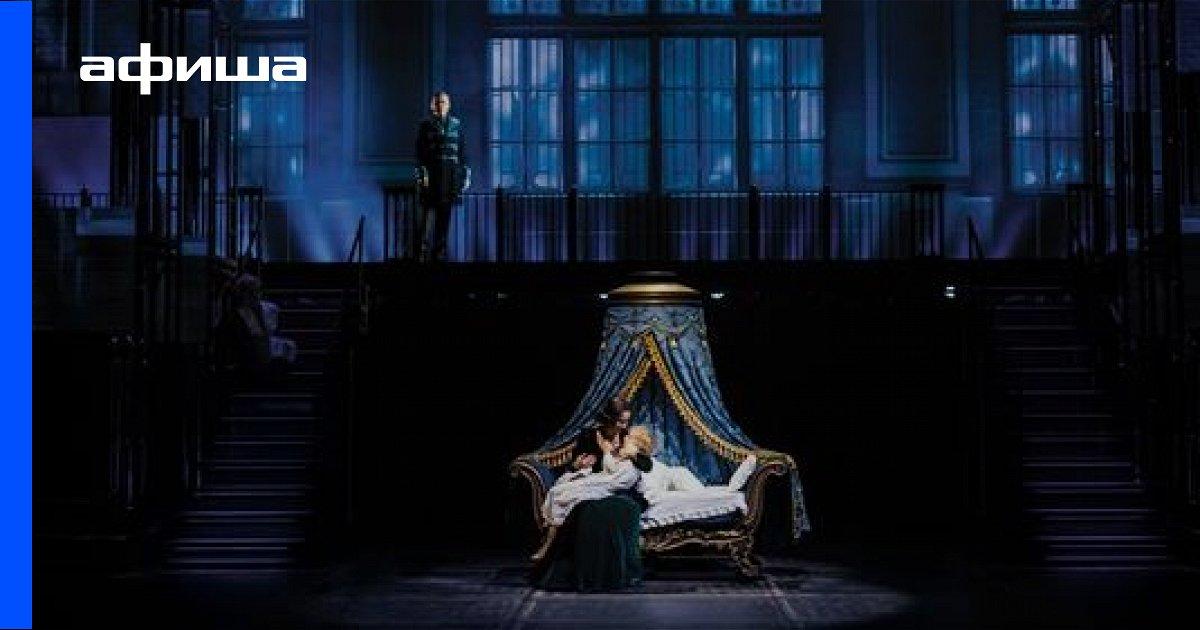 Анна Каренина, отзывы, расписание и билеты на спектакль, постановка Московская оперетта, Москва – Афиша-Театры