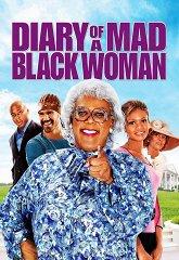 Постер Дневник безумной черной женщины