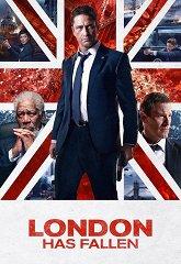 Постер Падение Лондона