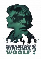 Постер Кто боится Вирджинии Вулф?