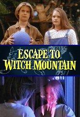 Постер Побег на гору Ведьмы