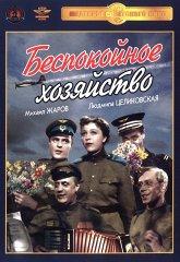 Постер Беспокойное хозяйство