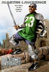 Постер Черный рыцарь
