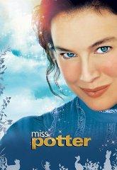 Постер Мисс Поттер