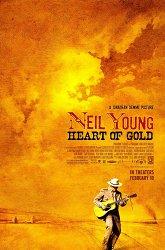 Постер Нил Янг. Золотое сердце