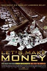 Постер Давайте делать деньги