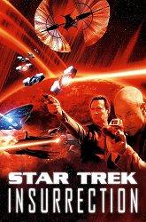 Постер Звездный путь: Восстание
