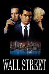 Постер Уолл-стрит
