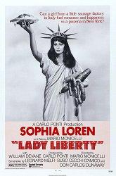 Постер Леди свобода