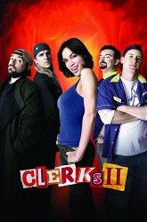 Постер Клерки-2