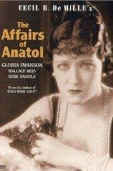 Постер Похождения Анатоля