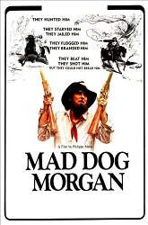 Постер Бешеный пес Морган