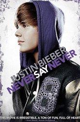Постер Джастин Бибер: Никогда не говори никогда