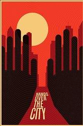 Постер Руки над городом