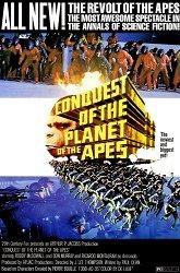 Постер Покорение планеты обезьян