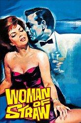 Постер Соломенная женщина