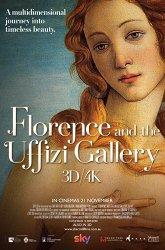 Постер Флоренция и галерея Уффици 3D