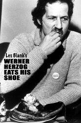 Постер Вернер Херцог ест свою туфлю