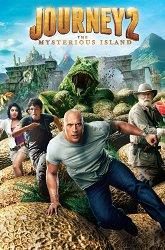 Постер Путешествие-2: Таинственный остров