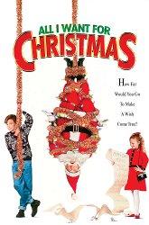 Постер Все, что я хочу на Рождество