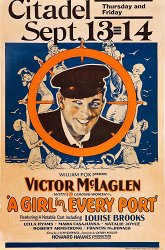 Постер Девушка в каждом порту