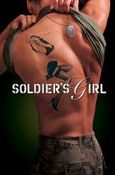 Постер Солдатская девушка