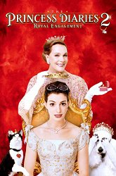 Постер Дневник принцессы-2: Как стать королевой