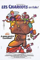 Постер Четверо против кардинала