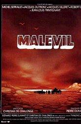 Постер Мальвиль