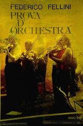 Постер Репетиция оркестра