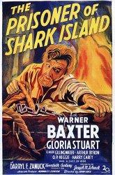 Постер Узник острова акул