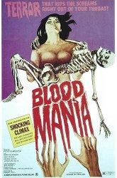 Постер Blood Mania