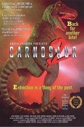 Постер Карнозавр-2