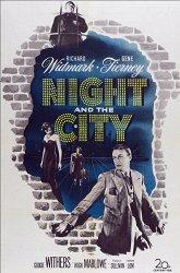 Постер Ночь и город