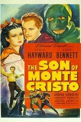 Постер Сын Монте-Кристо