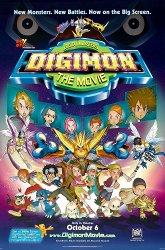 Постер Дигимон
