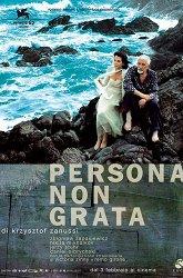 Постер Персона нон грата