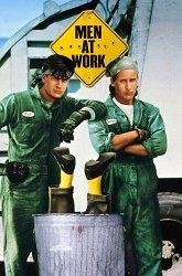Постер Мужчины за работой