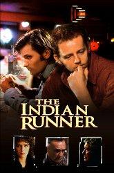 Постер Индеец-гонец