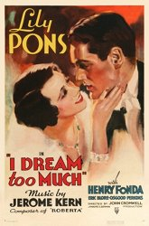 Постер Ее мечта